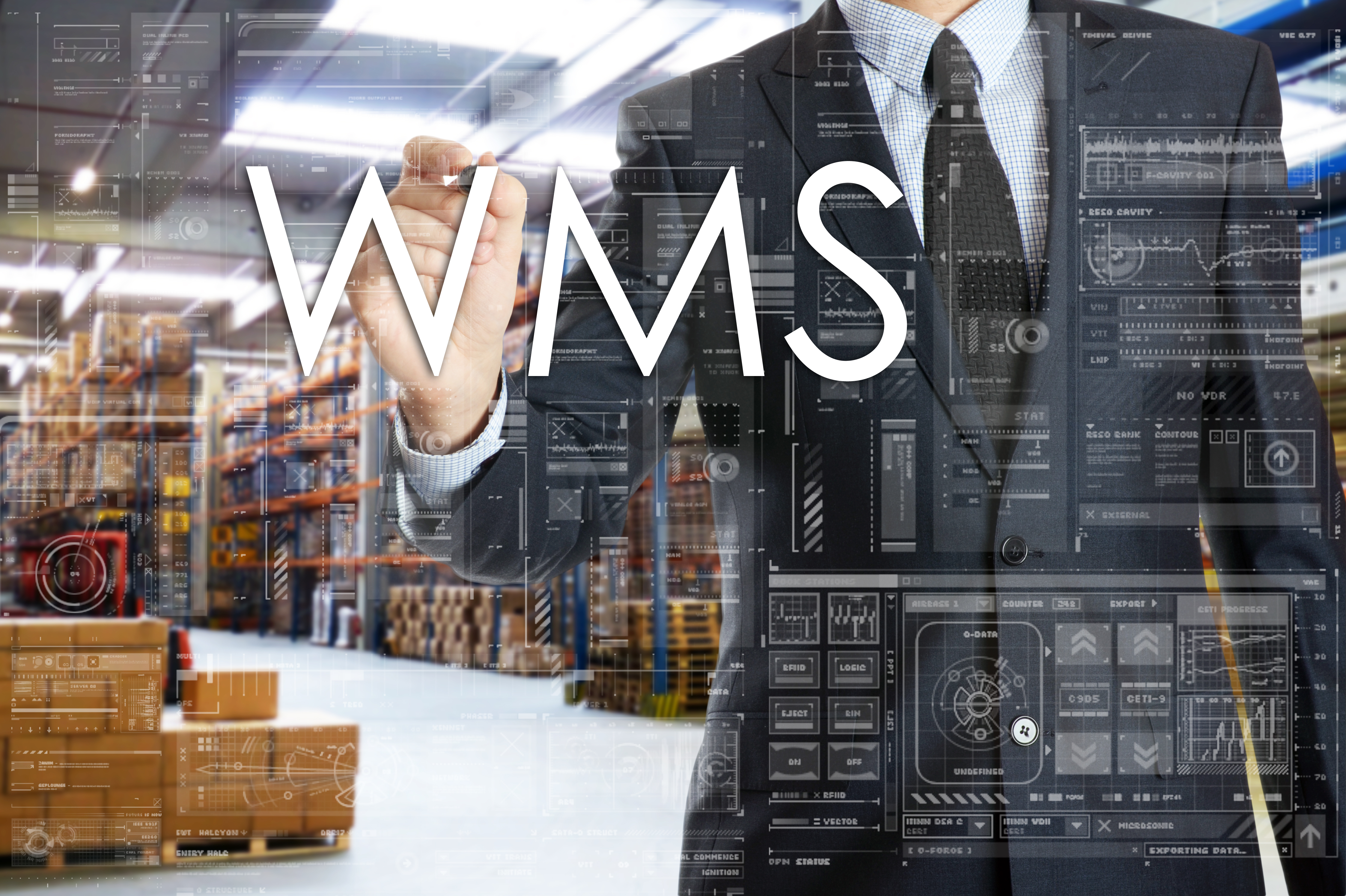 warehouse management systems - SAL Global Logistics